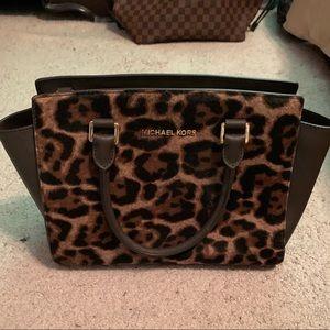 Michael Kors Calf Hair Handbag